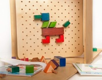 Jucam! - Collaborative building game (3-6 yrs)