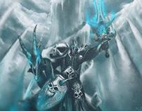 World Of Warcraft Fanart Tryptic