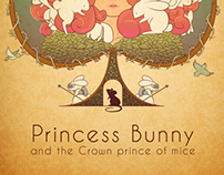 Princess Bunny and the Crown prince of mice