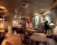 Chekhov café