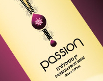 Passionfruit Wine