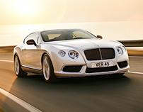 Bentley Motors : Product Campaign