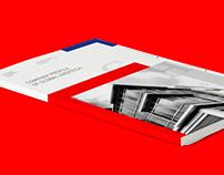 Global Haditech-Company Profile/Product Catalog Design
