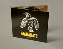 Manarays Album Cover