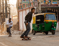 Levi's Skateboarding / Suboard