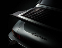 Porsche Carrera shoot (Private collector)