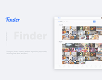 Finder : Find your memories
