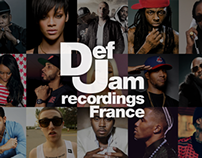 DEF JAM RECORDINGS FRANCE