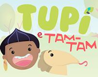 Tupi & Tam-Tam App