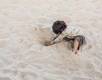 Sand Digging (Short Series)