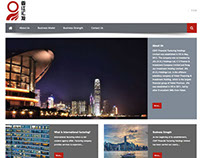 CSHF Website Design