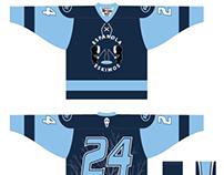 Custom Hockey Jerseys and Socks