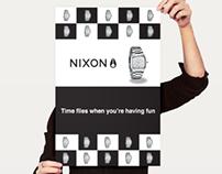 NIXON // Advertisement