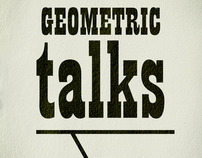 Geometric talks