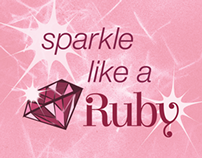 Ruby Sparkling Water
