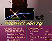 Tallahassee SEO 1st Anniversary