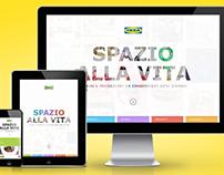 IKEA - Spazio Alla Vita - Website
