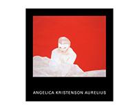A K Aurelius - Utställningskatalog, vernissagekort