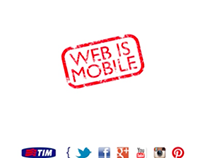 TIM web is mobile
