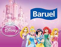 Baruel Princesas Disney