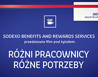 SODEXO - Video-infografiki