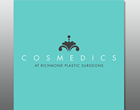 Richmond Plastic Surgeons Logo Re-design (2014)
