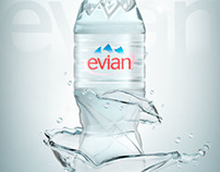 Splash It ! Evian 3D
