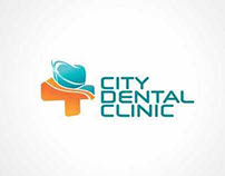 City Dental Clinic, Identity Design