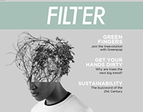 Filter: Interactive Digital Publication