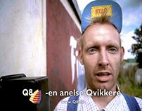 Q8 image campaign