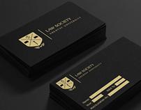 Abertay Law Society Branding