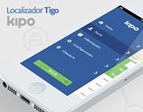Kipo - Localizador Tigo