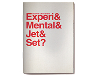 Experimental Jet Set / a graphic interview