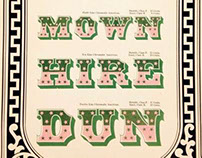 Hamilton Wood Type - American Chromatic