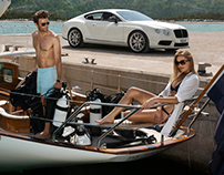 Bentley : Continental GT V8 S : Lifestyle Retouch