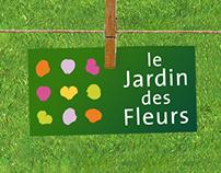 Le Jardin des Fleurs : Site e-commerce