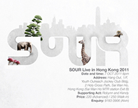 SOUR LIVE IN HONG KONG 2011