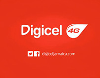 Digicel feat' Miss Kitty