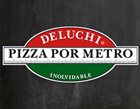 Pizza Por Metro - Web
