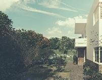 Intervensión | Casa Coyoacan