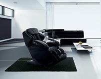 Catalogue Panasonic Massage Chairs