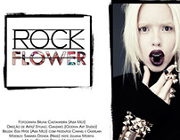 Editorial Rock Flower para UMUST