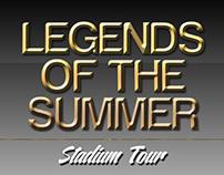 Legends of the summer