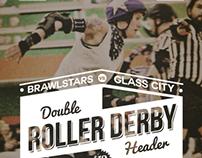 Roller Derby Poster 9/21/13