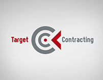 Target Contracting | Brand Identity