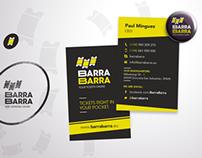Barra Barra // Your tickets online