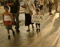 Occupy Boston.