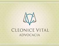 Id. Visual - Cleonice Vital Advocacia