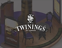 TWININGS | Stand