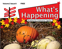 What's Happening Publications